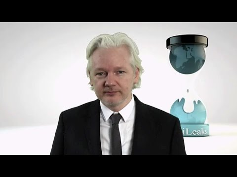 Assange: Why I Created WikiLeaks' Searchable Database of 30,000 Emails from Clinton's Private Server