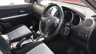 Closer Look: Suzuki Grand Vitara X EC D