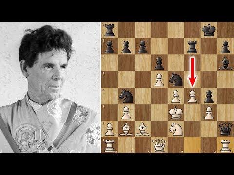 "Nezhmetdinov shows why they call him ""No Reverse Gear Rashid"""