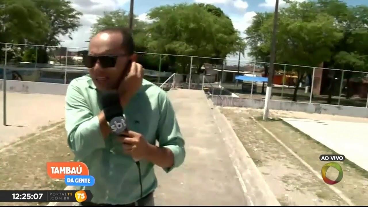 Tambaú da Gente - Chacina em Santa Rita: movimentação na praça após morte de adolescentes