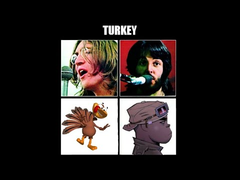 Feel Turkey Inc. & The Beatles Wish You a Happy Thanksgiving