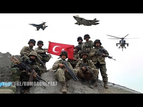 Turkey's Military Capabilities 2018 - Türk Silahlı Kuvvetleri 2018 - Turkish Military Power 2018
