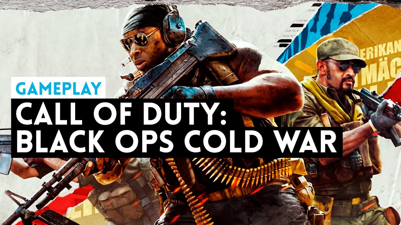 Gameplay CALL of DUTY: BLACK OPS COLD WAR: Jugamos a la ALFA MULTIJUGADOR