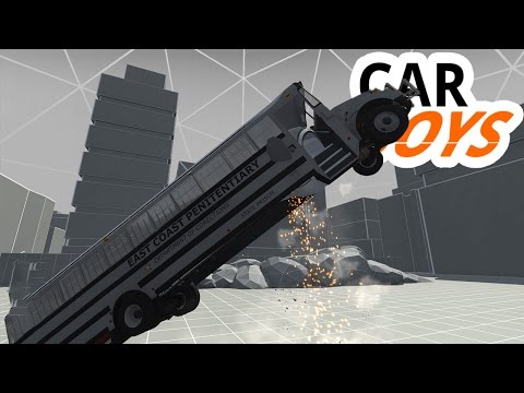 Nick and Griffin in VR City — CAR BOYS, Episode 27