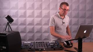 Using Engine As A Serato Backup With The Denon DJ MCX8000