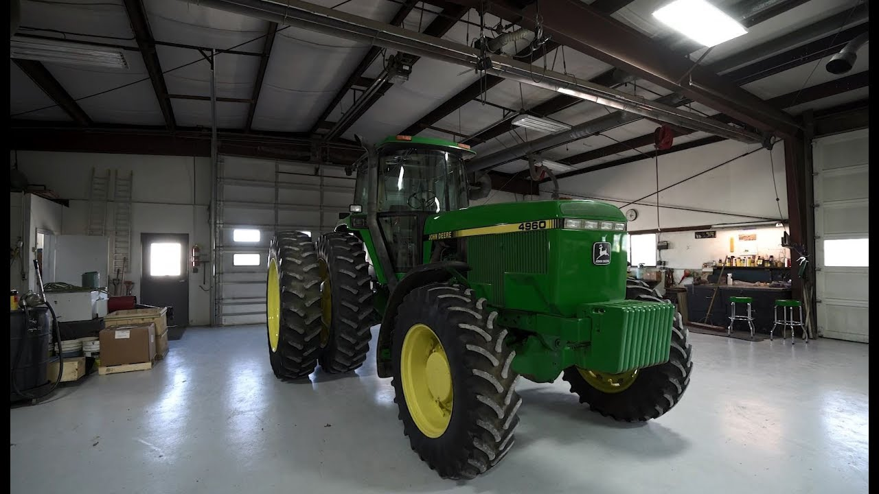 John Deere For Sale >> Amazing John Deere 4960 And 4020 Tractors For Sale At Heritage Tractor In Seneca Ks