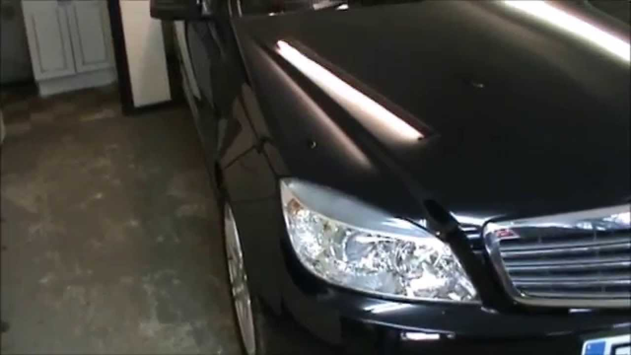 mercedes c class 2007 obd port location youtube. Black Bedroom Furniture Sets. Home Design Ideas