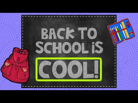 Primary Songs - Starting a New School Year