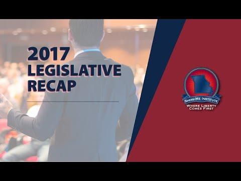 2017 Legislative Recap