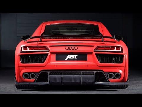 ABT Audi R8 Sound! | ABT Sportsline