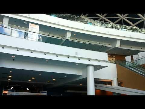Puerto Rico Convention Center Inside