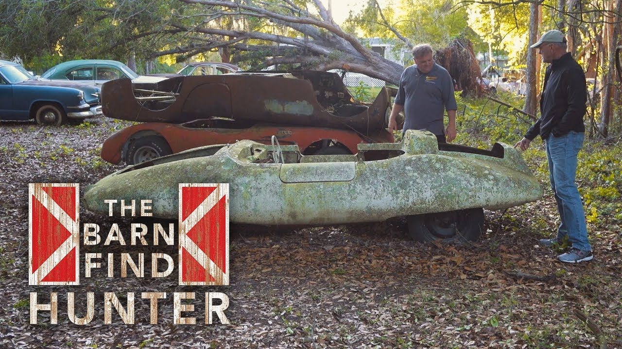 The wonderful world of one-off fiberglass kit cars | Barn Find Hunter -  Ep 42