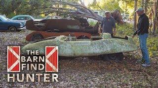The wonderful world of one-off fiberglass kit cars | Barn Find Hunter - Ep.42