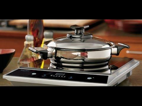 Cocina De Induccion Rena Ware Video 1 De 2 Youtube