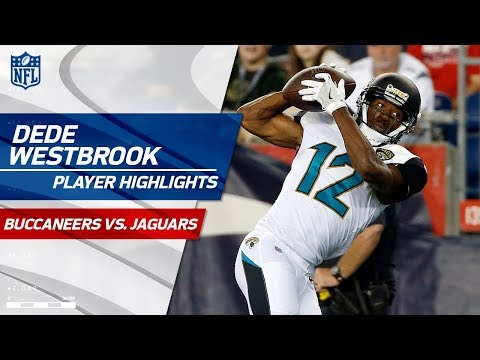 Every Reception from Dede Westbrook