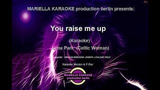 Lena Park You Raise Me Up (Karaoke Version)