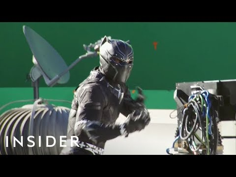 How the 'Black Panther' Cast Trained to Fight