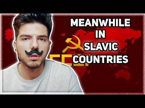 Meanwhile In Slavic Countries| Bosnian Reaction