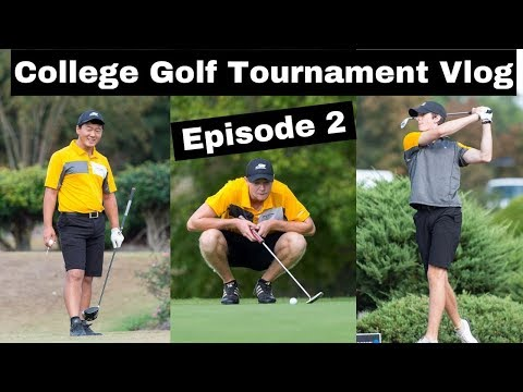 Traveling with a College Golf Team Ep. 2  | Oglethorpe University
