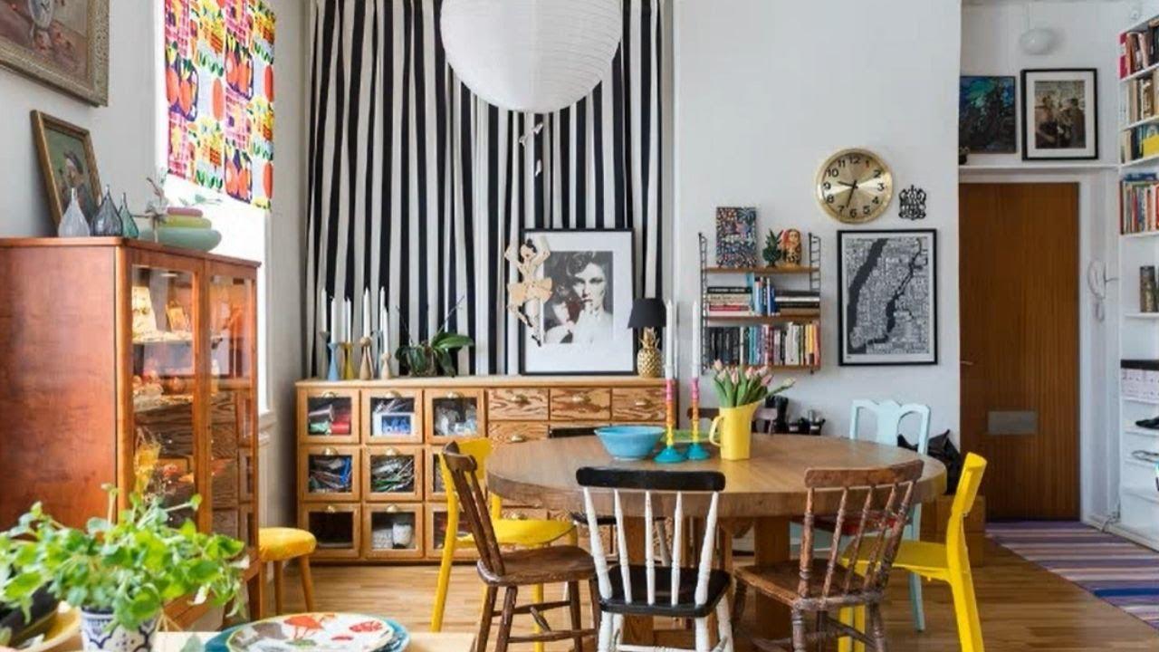 Bohemian Style, Interior Design 🍍