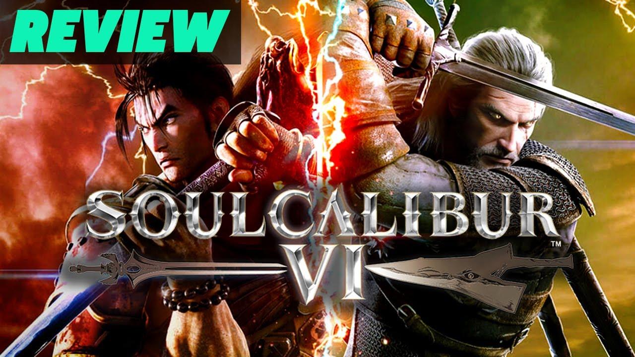 SOULCALIBUR VI (ソウルキャリバー 6)   バンダイナムコエンターテインメント公式サイト