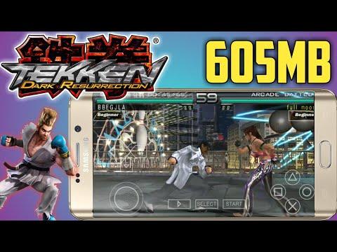 Download Tekken 5 On Android Highly Compressed