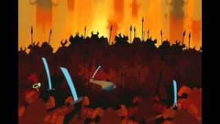 samurai jack - the birth of evil 2 - final battle