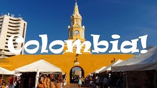 How to Travel in Colombia SUPER CHEAP! Budget Travel Tips