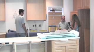 Kitchen Cabinet Installation-diy Remodel Solution