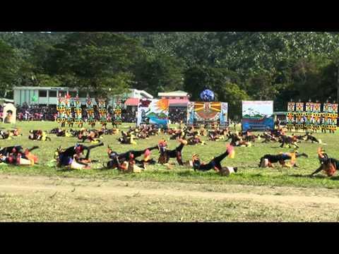 Romblon Ati-Atihan (Biniray) Festival 2011(Sutoc-Sutoc tribe)