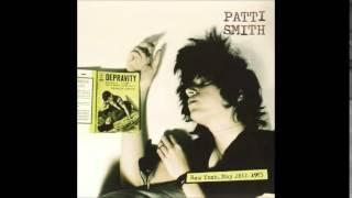 Patti Smith – 1. We