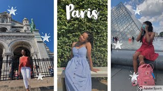 Visiting PARIS for the first time // Paris travel video part 1