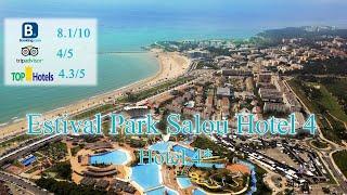 Estival Park Salou Hotel 4* | Испания, Коста-Дорада| Обзор отеля 2019