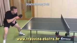 Stol za stolni tenis Sponeta Hobbyline S1-04i