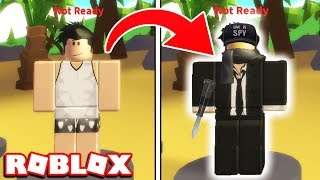 HOW TO UNLOCK THE SPY CLASS IN ROBLOX ISLAND ROYALE