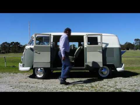 1960s Volkswagen Kombi Microbus - CHACA