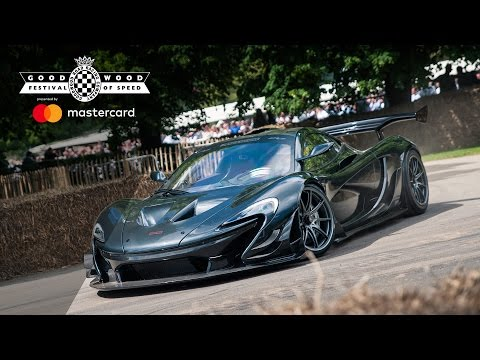 On-Board: £3M McLaren P1 LM's record-smashing FOS run