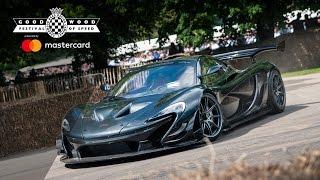 On-Board: £3M McLaren P1 LM's record-smashing FOS run