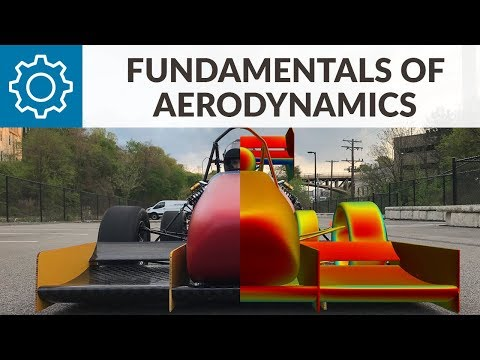 Formula Student / Formula SAE Workshop - Session 1: Fundamentals of Aerodynamics by SimScale
