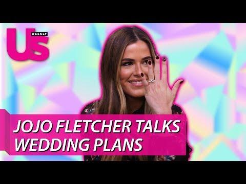 JoJo Fletcher Talks Wedding Plans with Jordan Rodgers