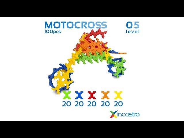 INCASTRO | Level 5 | Motocross
