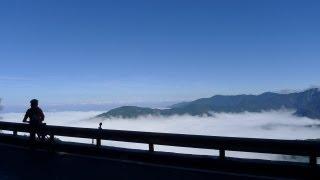 拜訪雲海的故鄉 - 觀霧,觀雲,觀巨木。《 台灣 ‧ 用騎的最美 》