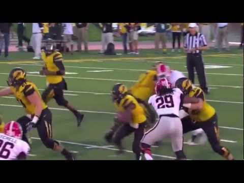 Georgia LB Jarvis Jones vs Missouri