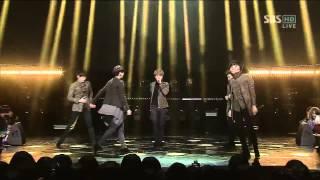 SMASH (스매쉬) [지킬게 (I'll Keep It)] @SBS Inkigayo 인기가요 20121209