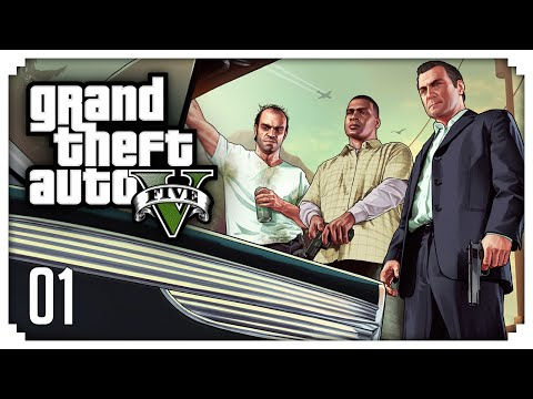 Grand Theft Auto 5: Master Criminal! (Episode 1)