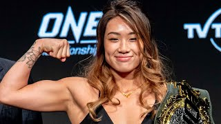 When 19-Year-Old Angela Lee Made HISTORY 🤯