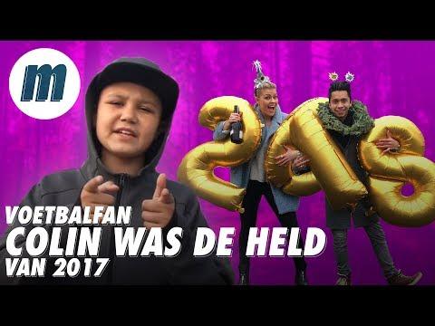 COLIN GAF EEN TRIBUTE AAN NOURI | REPORT JAAROVERZICHT 2017 [HEROES]