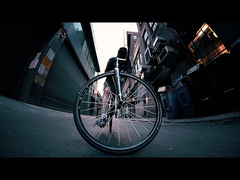 Fixed Gear Bike Check - Jake Lanich's MASH AC1