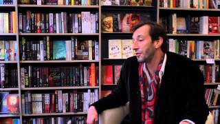 Antoine Laurain introduces his novel, The President's Hat