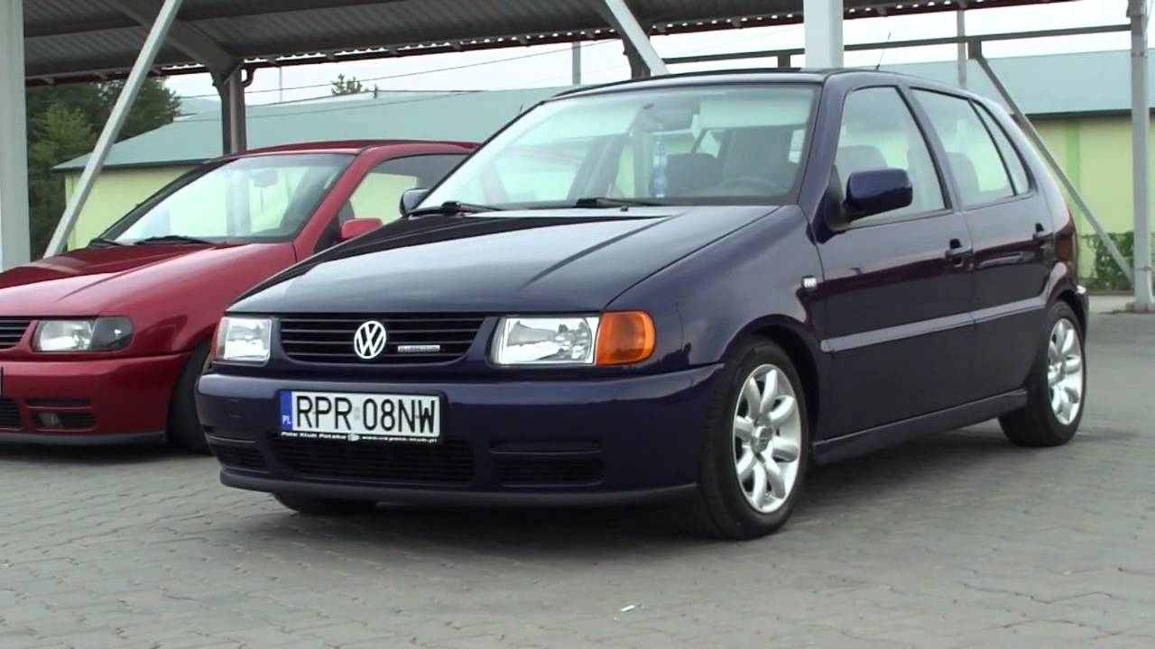 3x vw polo 6n youtube